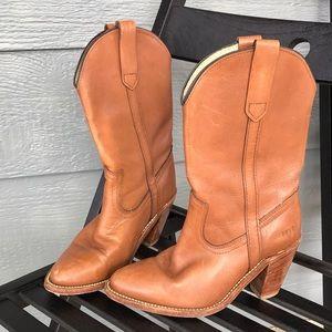 Frye Cowboy Boots!